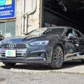 アウディ A5スポーツバックの車両画像
