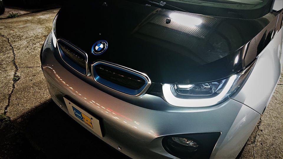 BMW i3の車両情報