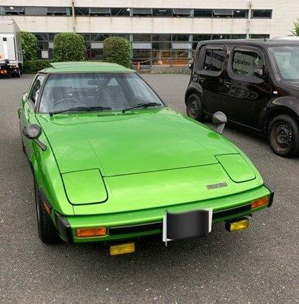 マツダ RX-7 サバンナ
